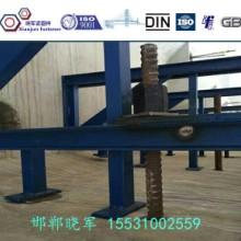 精轧螺母 45#材质 M25  50*60 锚具配套产品  武汉地区供应厂家直销