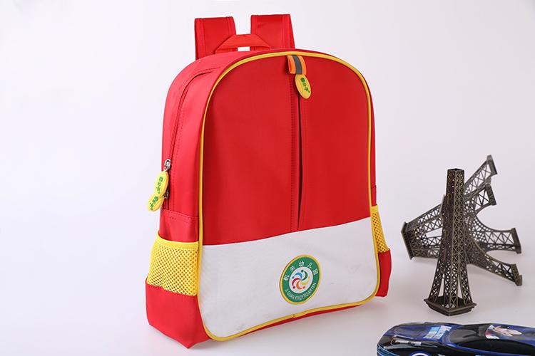 柠檬宝宝韩版新品儿童书包小学生双肩包批发简约一体书包1-3年