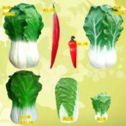 仿真蔬菜玻璃钢图片