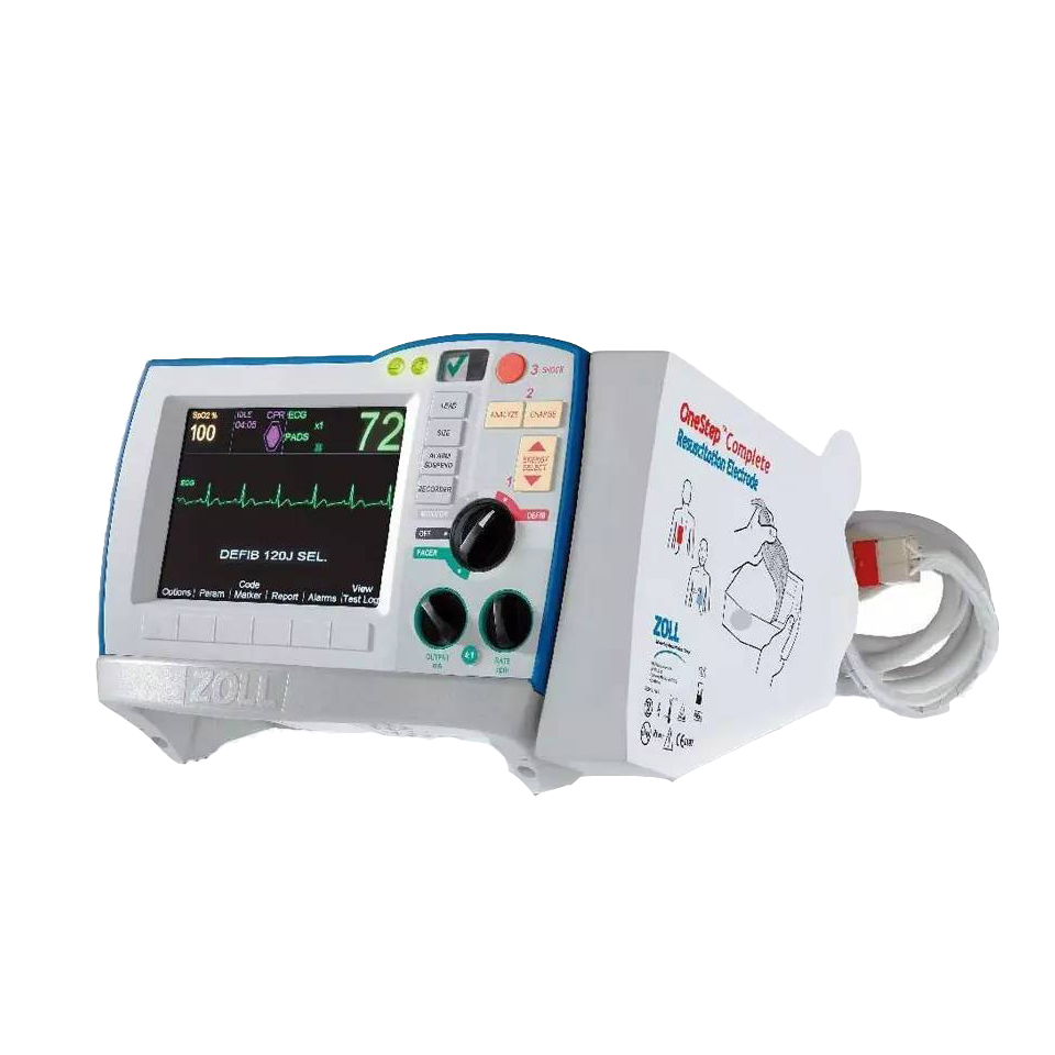 供应美国卓尔除颤起搏监护仪R Series
