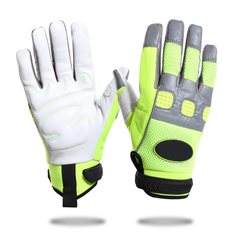 定制骑行手套冬季保暖全指触屏手套男女防风防水户外登山运动手套