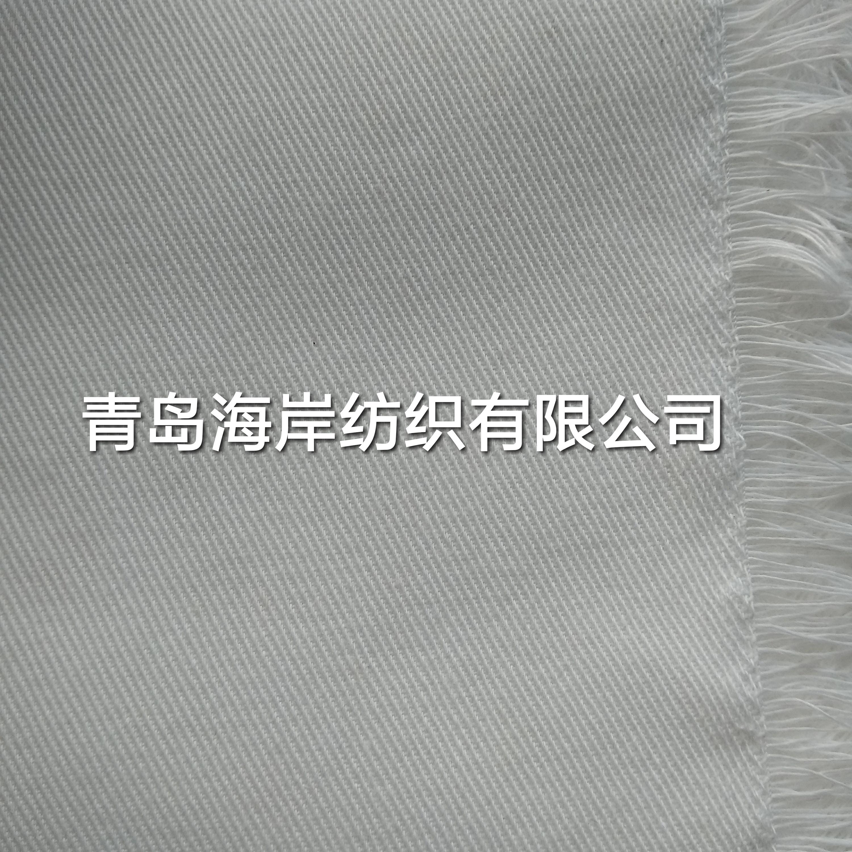 涤棉斜纹纱卡面料T/C90/10 21X21 108X58 63