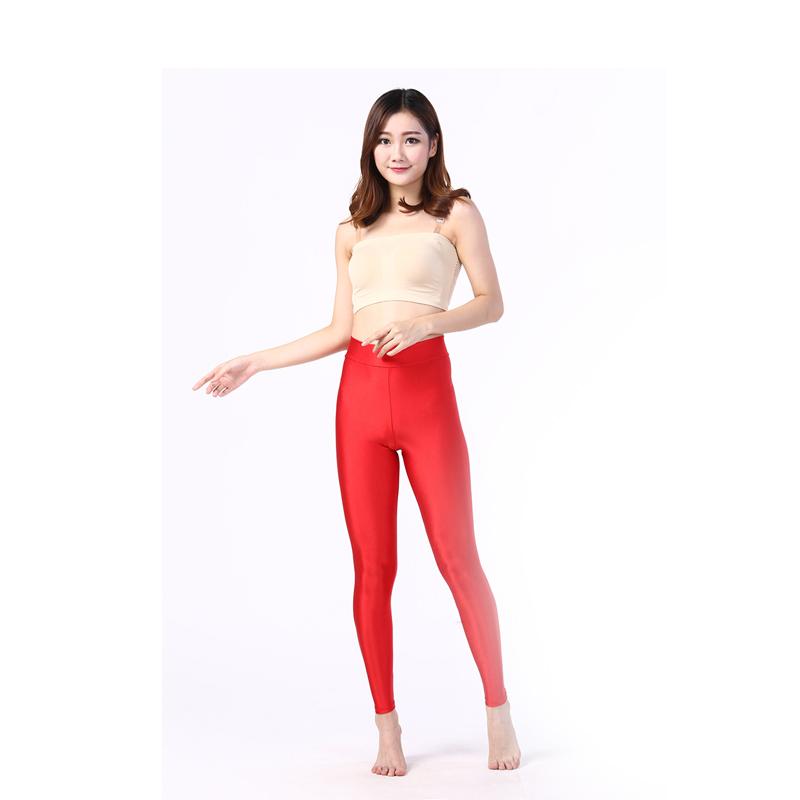 欧美热卖演出服女时尚爵士舞蹈短裤嘻哈街舞服装烫金仿皮厂家直销