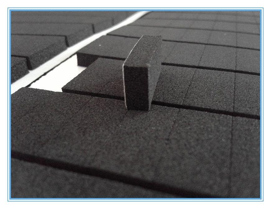 昆山eva防滑脚垫 圆形EVA单面胶垫 3M自粘泡棉垫