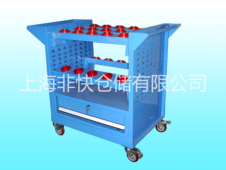 刀具车(架)刀具柜移动分类存储钣金结构储物柜适合各种复杂的工作环境,可存储各种工具,夹具、零部件、技术文件等。