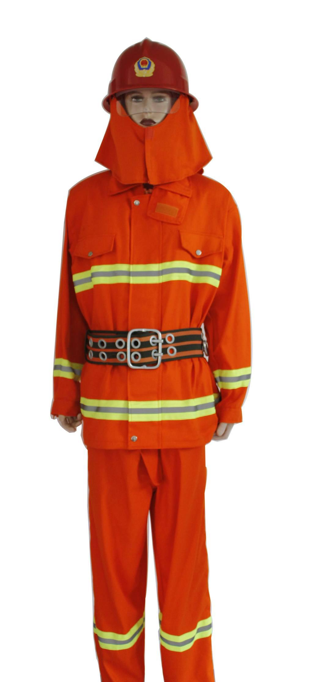 供应贵州地区消防员97灭火防护服
