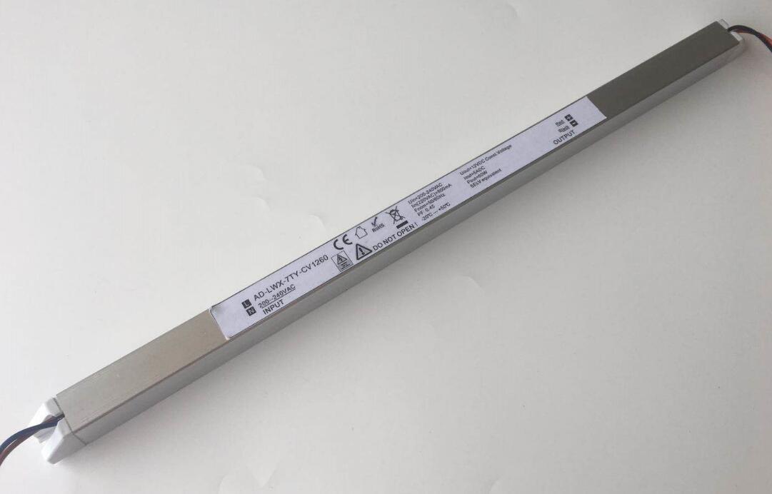 12V恒压LED灯箱驱动电源批发60W恒压灯箱LED驱动电源定做