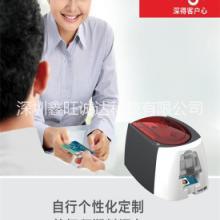 电缆牌会员工义齿质保PVC卡制作学生卡件挂吊胸标厂牌证卡片打印机badgy200批发