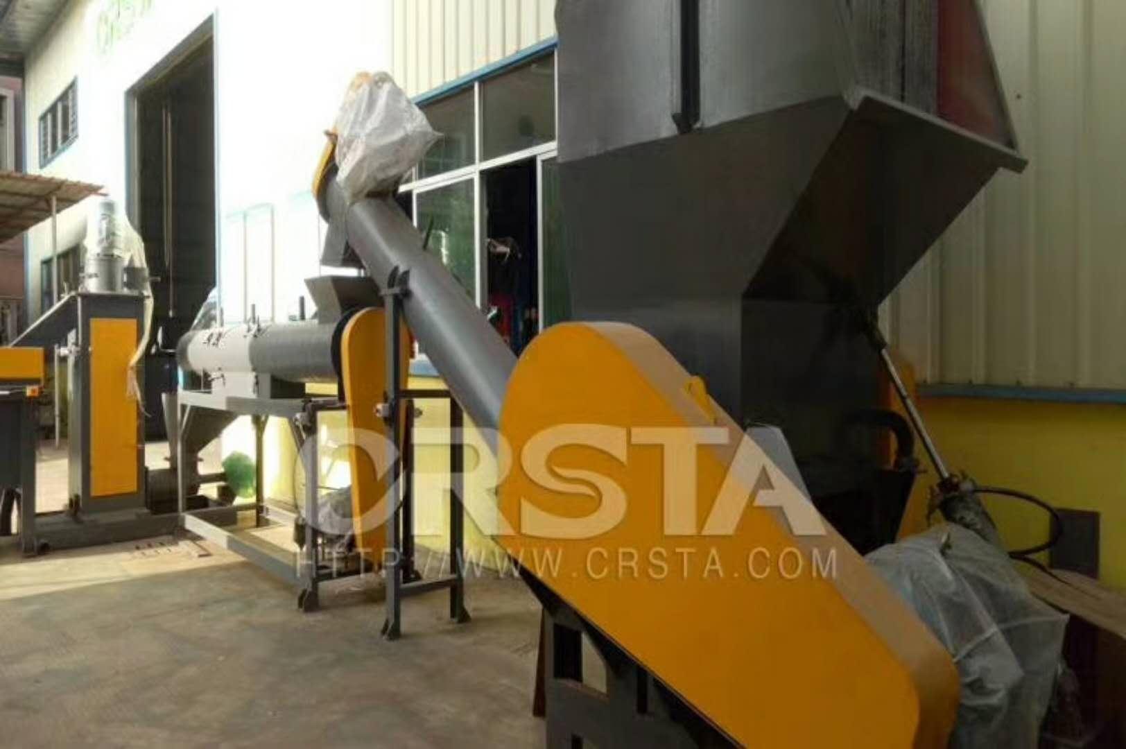 供应废旧输液瓶回收处理设备柯达机械PP废瓶回收生产线