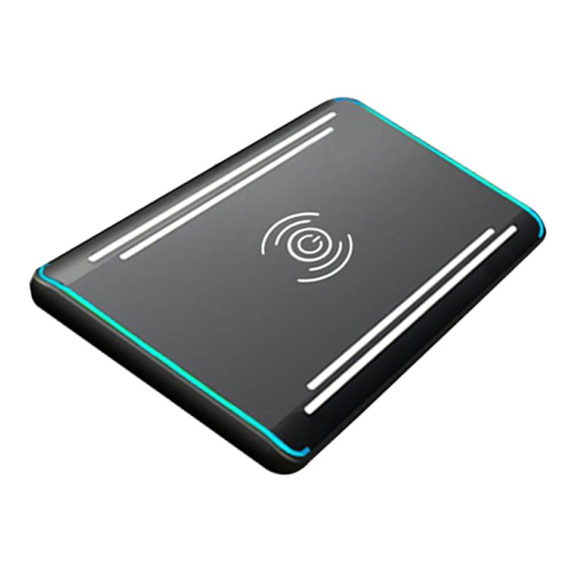 易奇爱 IWC-18手机平板电脑无线充 QI无线充电器 新款无线充电器 2色可选
