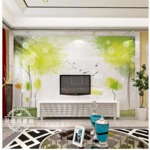瓷砖背景墙图片