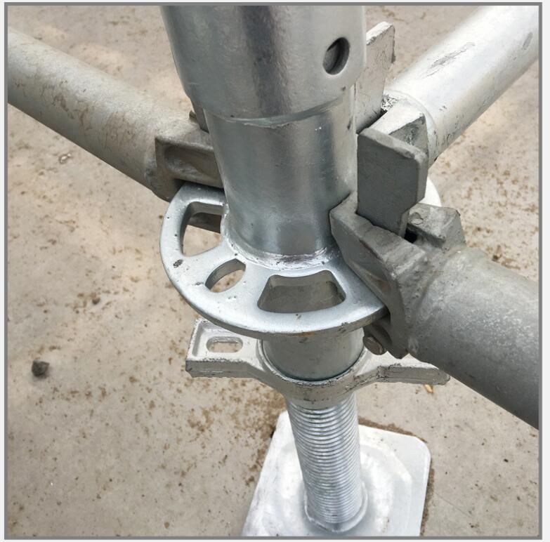 建筑盘扣式脚手架厂家生产
