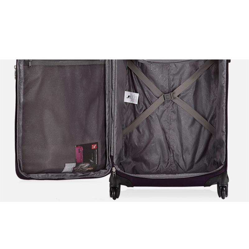 拉杆箱 滑轮万向轮旅游箱 高品质祥瑞实业制造行李箱皮革箱包 多种规格