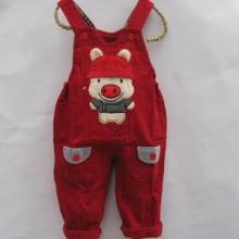 童装女裤 棉布梭织儿童服装 吊带连衣裤长短裤舒适面料工艺制造