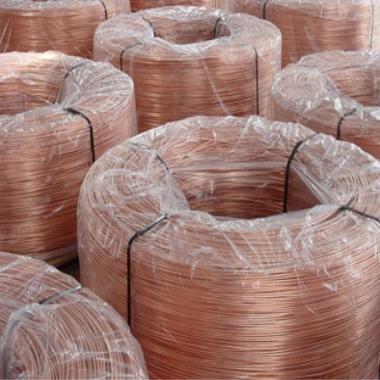 铜杆电力机械用高纯度紫铜杆厂家 铜杆