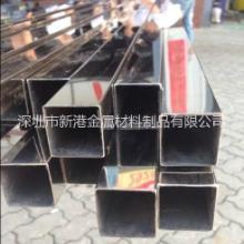 不锈钢方管矩形管深圳市不锈钢管厂批发