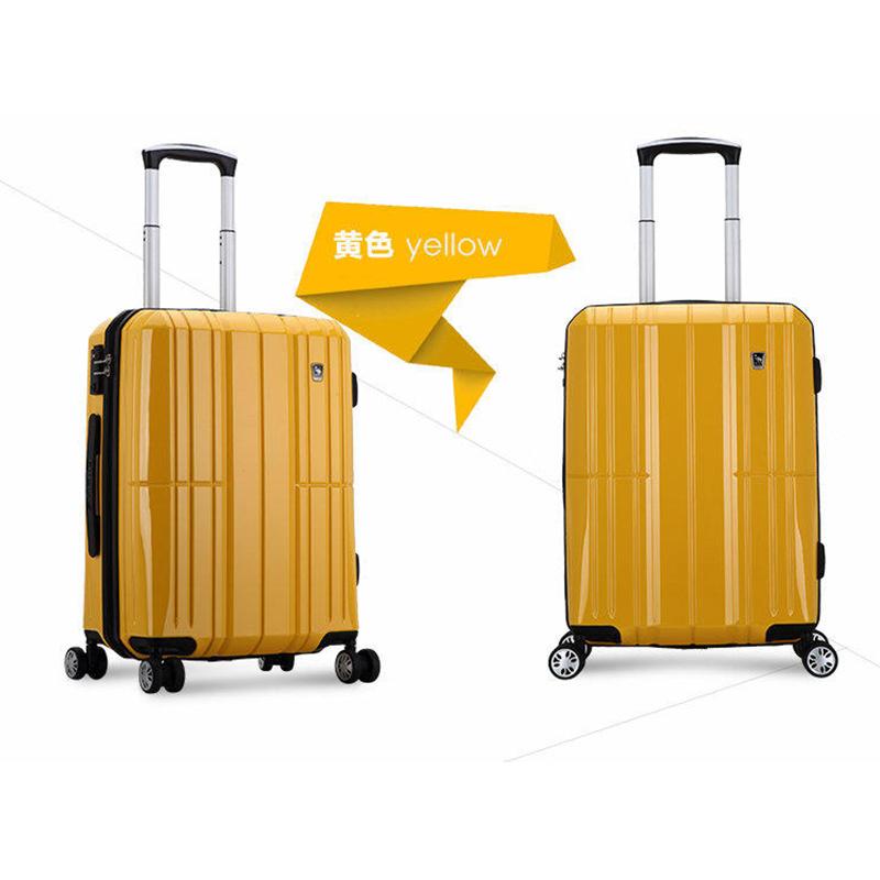 箱包 万向轮拉杆箱旅行箱 牛津布滑轮行李箱男女款通用 量大价优