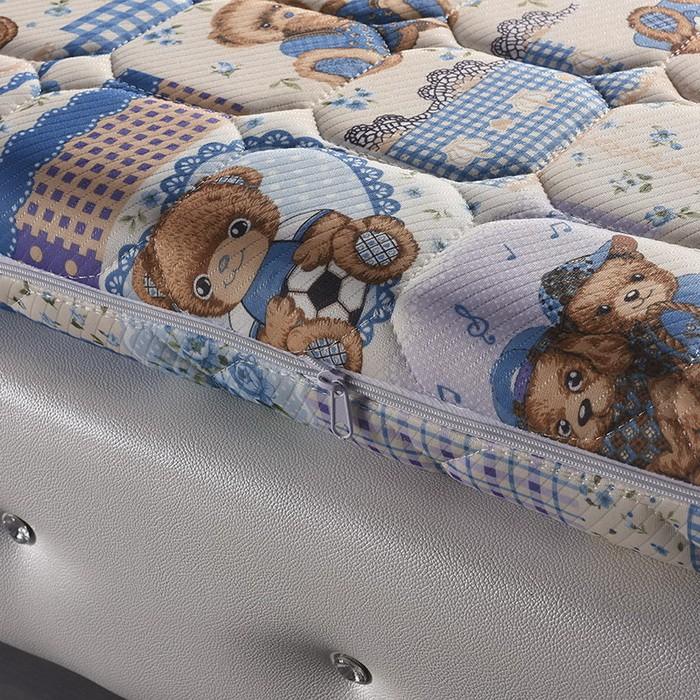儿童乐园 大量供应护脊硬床垫 佛山定做折叠儿童床垫 儿童床垫加工厂家