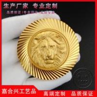 纯金纪念币、订做纯金纪念币、热销高档金属钱币、徽章奖牌纯银纪念币订做