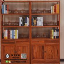 天津中式实木书柜,红酒展柜陈列柜,木制货架定做批发
