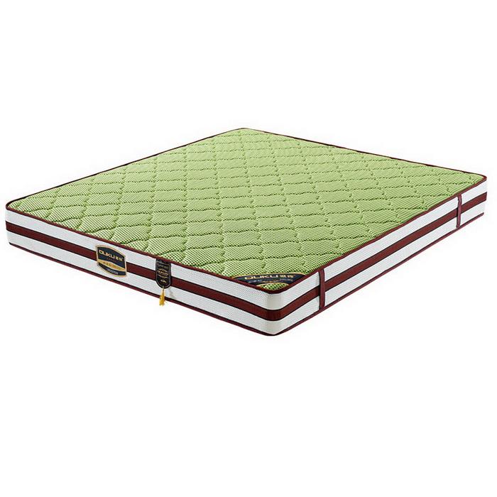 厂家批发独立弹簧床垫 佛山床垫定制加工厂 大量供应弹簧床垫 贵族4D
