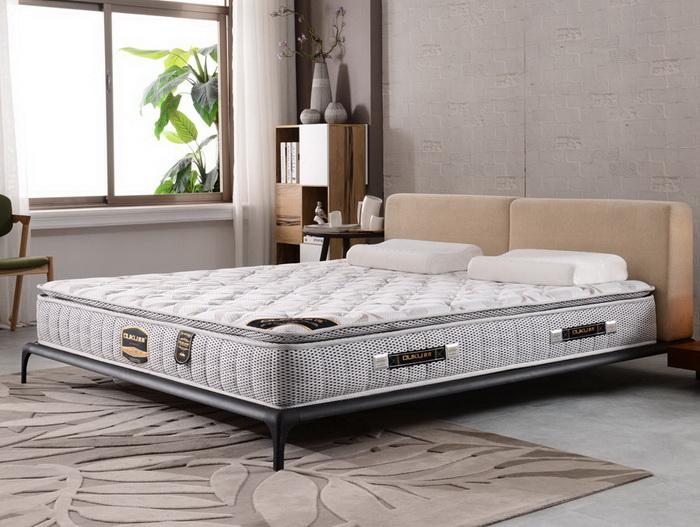 厂家批发 佛山床垫厂家 直销弹簧床垫 家用床垫 床垫批发 单双人床垫 1.8/1.5/1.2  汉马王子 讴库-汉马王子