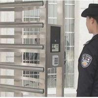 河北石家庄监狱金融部队高安全门禁系统