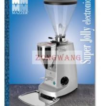 原装MAZZER SUPER JOLLY Electronic程控意式定量电动磨豆机