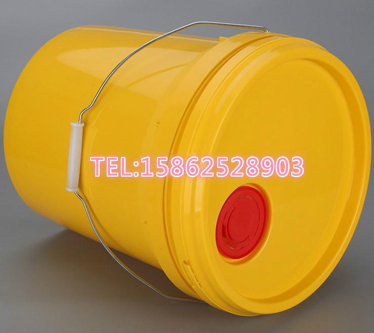供应全新PP大口20L塑料桶 20L塑料桶 20公升KG塑料桶 可印刷定制 20L塑料桶 20公升KG塑料桶