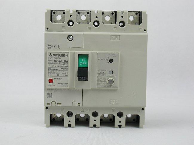 三菱断路器NF125-SXV 80A 100A 125A、断路器、三菱断路器厂家、三菱断路器价格