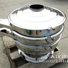 振动筛供应商生产蒸汽玉米压片不锈钢旋振筛型号全可定做批发