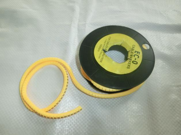 编号管PVC号码管|乐清线缆标识套管供应商|乐清热缩标识管抗老化批发