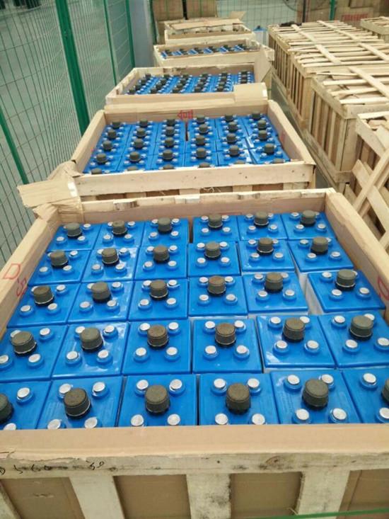 供应煤矿蓄电池D-330KT 煤矿电瓶 2V330Ah 防爆电池厂家 佳友蓄电池报价