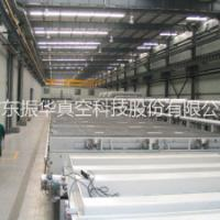 双银低辐射玻璃镀膜生产线