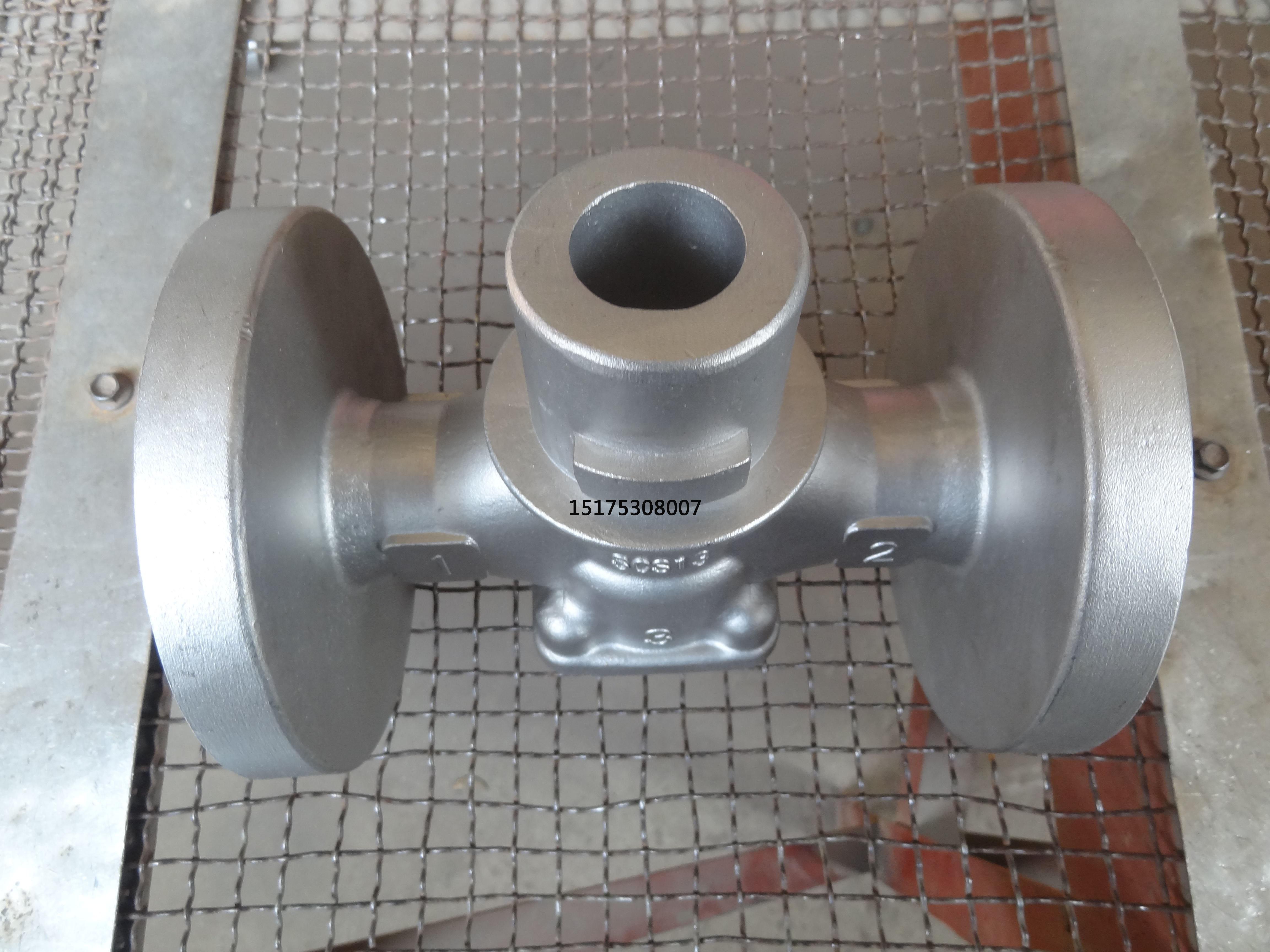 供应北京硅溶胶铸造机械零部件加工阀门配件