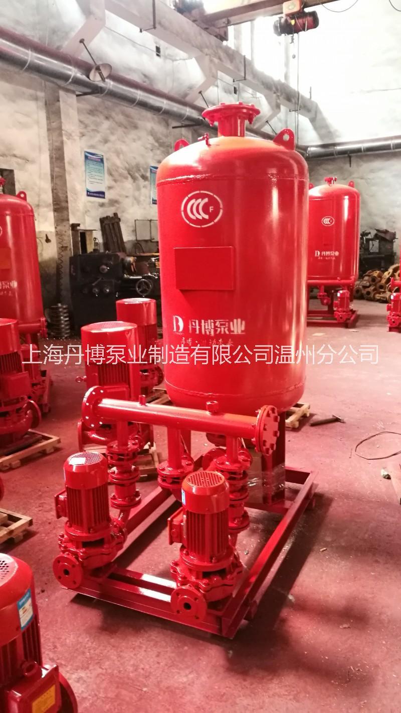 消防稳压供水设备,自喷增压稳压装置,消防喷淋泵扬程,
