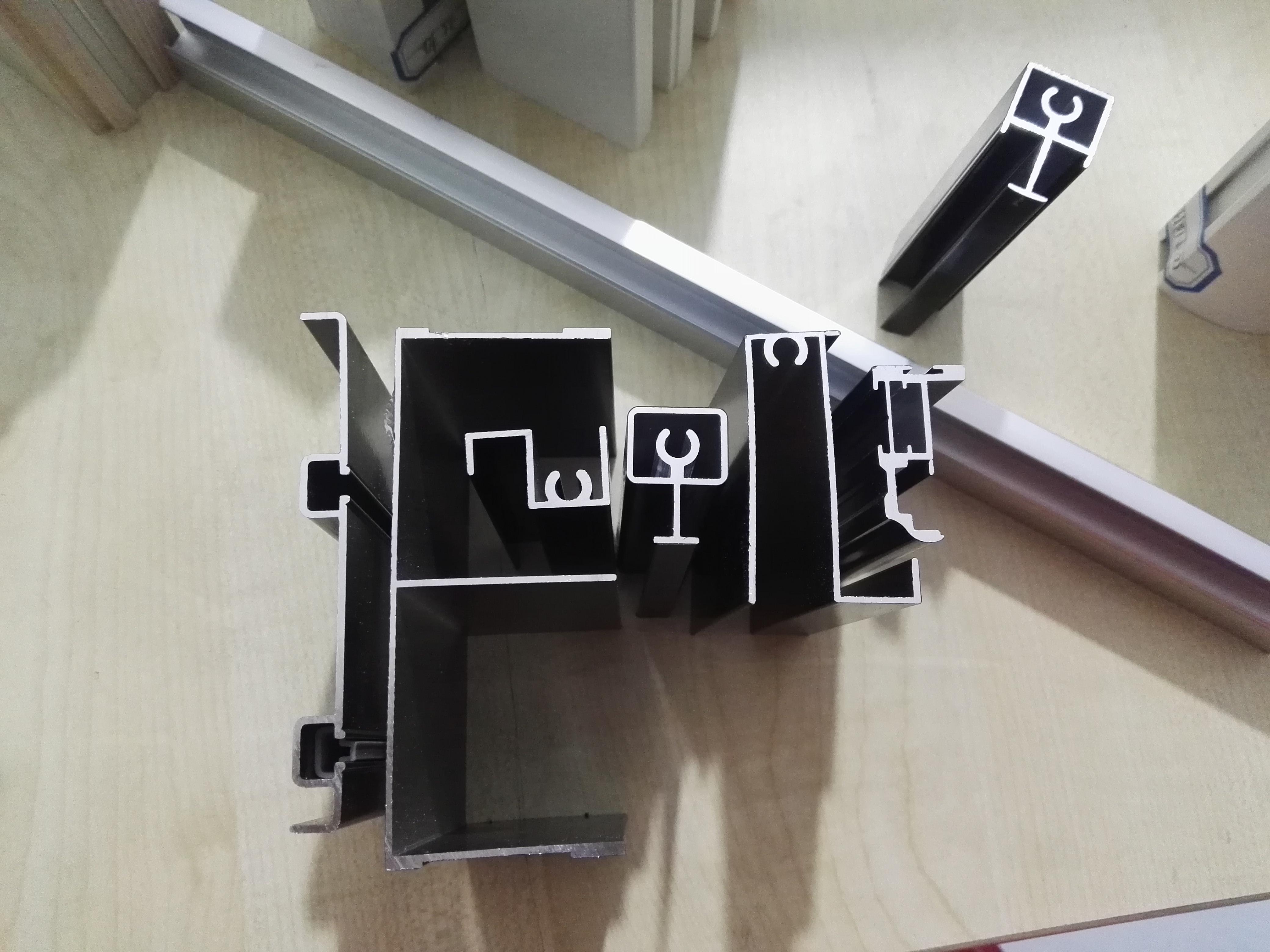 四川衣柜移门铝材 移门铝材 衣柜门铝材