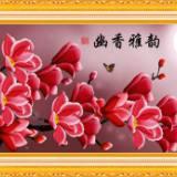 广州锦绣未来钻石画给你视觉美享受