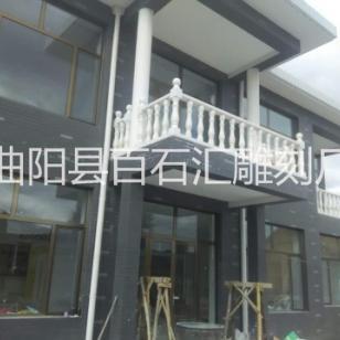 供应护栏阳台柱图片