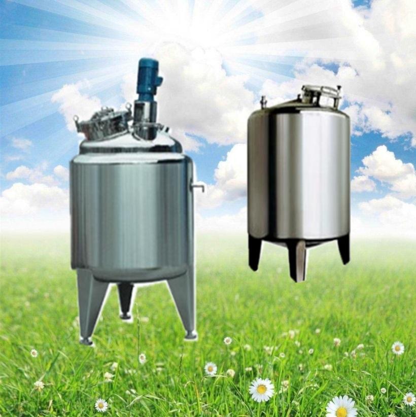 配液(贮存)罐 (PY系列)配液罐 (ZG系列)不锈钢贮存罐