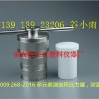 大米中铅铬检测压力消解罐50ml耐腐蚀价格