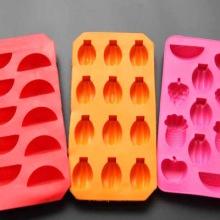 【模具制造】方形手工雪糕冰格模具厨房工具硅胶模注塑模具冰格安全环保TPR冰格模具批发