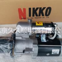 小松SA6D125起动机发电机