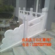 四川草白玉石栏杆河堤栏杆图片