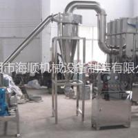 厂家直销大米无筛无网超细粉碎机,环保型不锈钢全封闭粉碎机