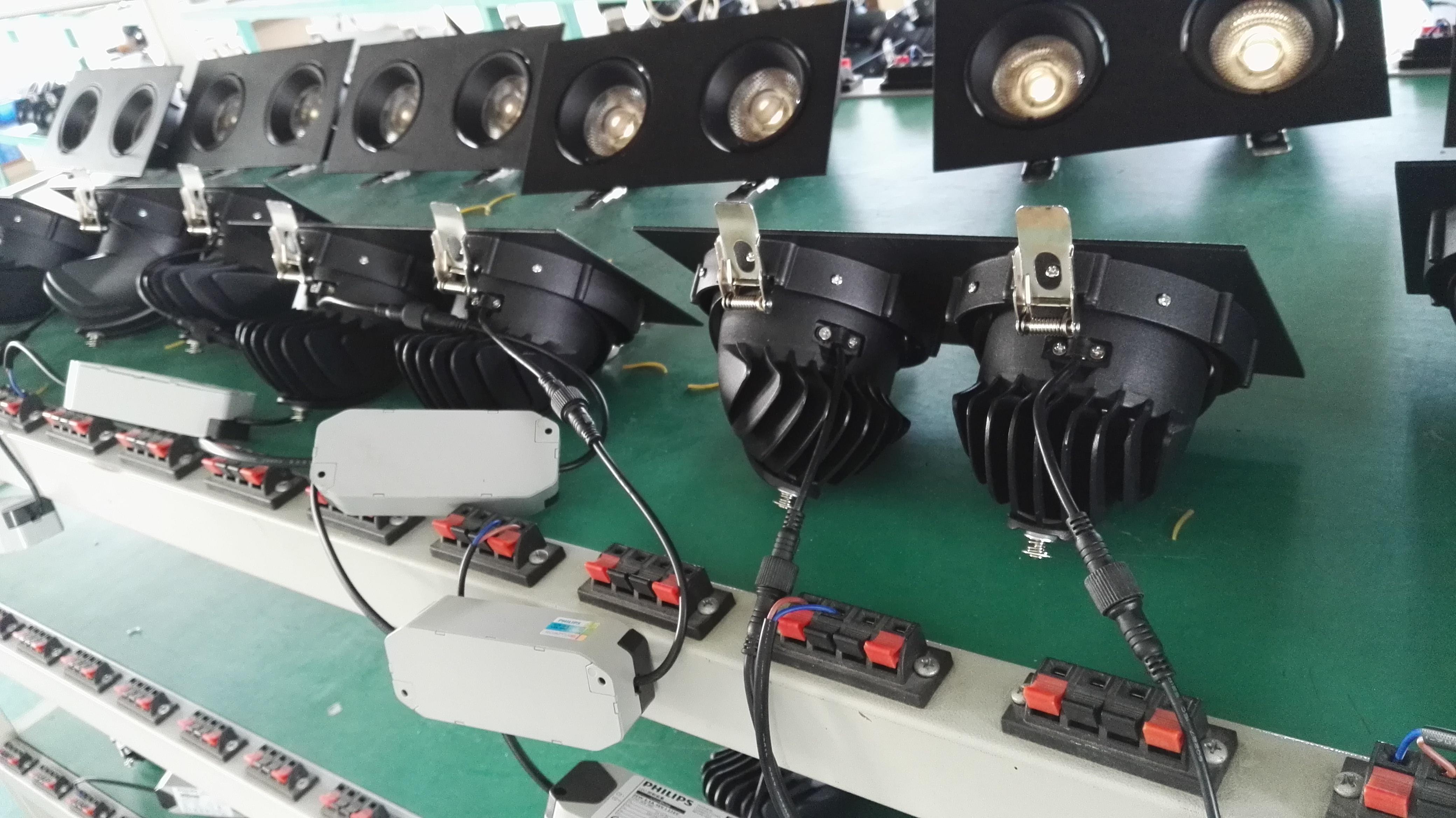 LED射灯、象鼻灯 LED灯具