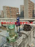 南京江宁 南京江宁单级管道泵安装