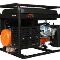 5KW单相220V汽油发电机
