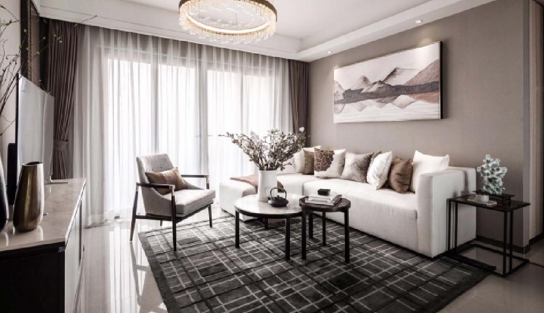 佛山现代客厅家具定制厂家 简约时尚客厅家具批发价格 厂家直销现代客厅家具