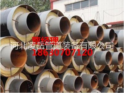 四平钢套钢保温管厂家